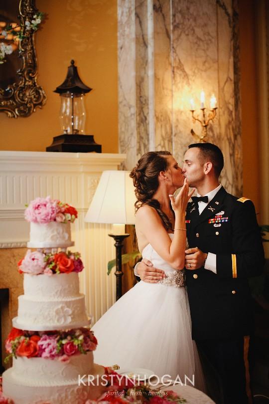 Christina and andrew wedding