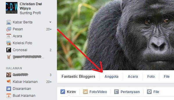 Cara Menambah Admin atau Pengurus Grup Facebook dengan Mudah