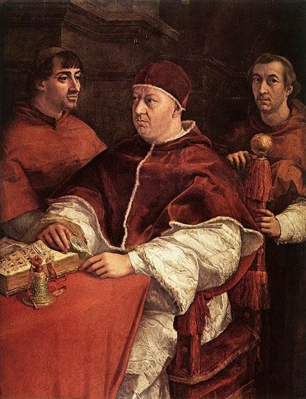 Pope-Leo-X