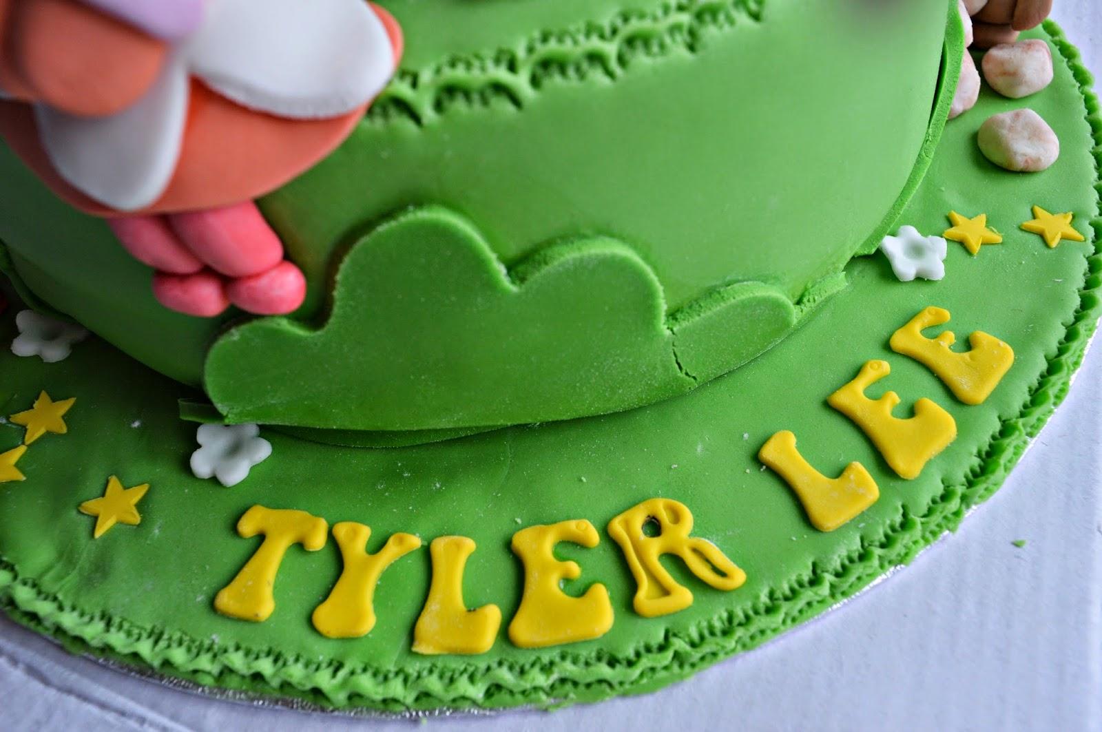Tyler Lee\'s 2nd Birthday | In the Night Garden Themed Tea Party ...