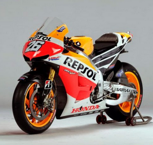 Honda All New CBR 150 R Repsol