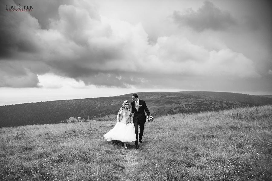 beautiful wedding Praded Jesenik