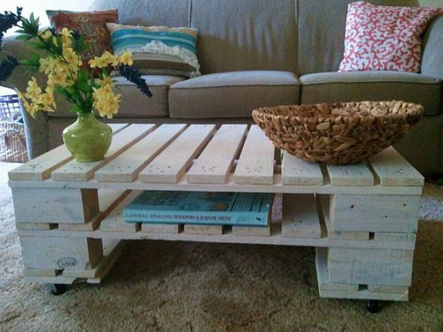 Stuff Made From Old Pallets