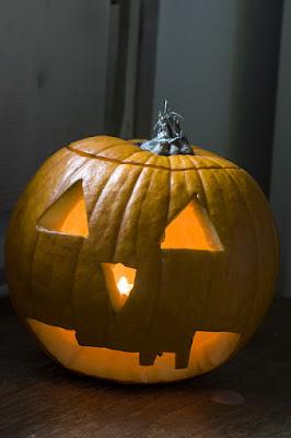 Halloween buča