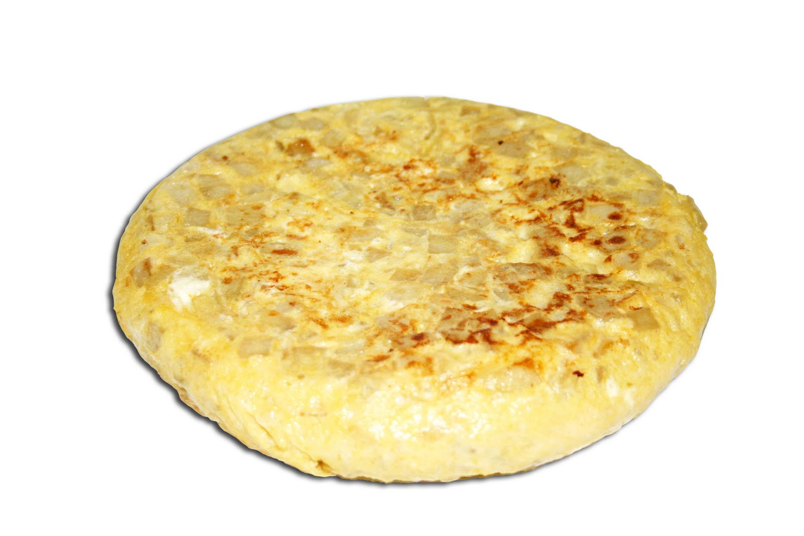 Tortilla De Patatas Recipe — Dishmaps