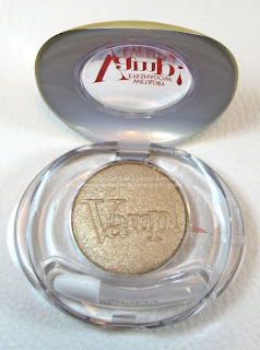 Pupa - Coral Island - Vamp! Compact Eyeshadow 004 - Golden Light open