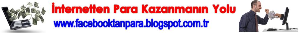 Facebooktan Para Kazan
