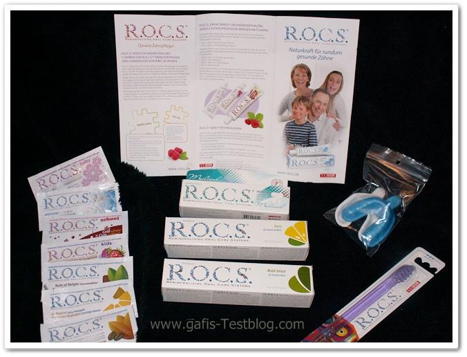 R.O.C.S. Mundpflegeprodukte