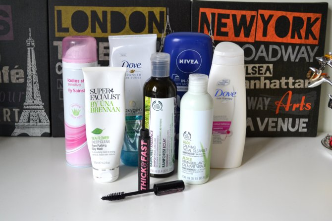 March Empties!