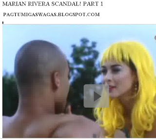 Grateful for Marian rivera scandal share your
