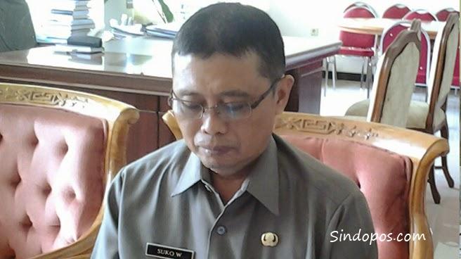 Sekkab Pacitan, H.Suko Wiyono