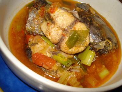 Resep dan Cara Membuat Sayur ikan tuna