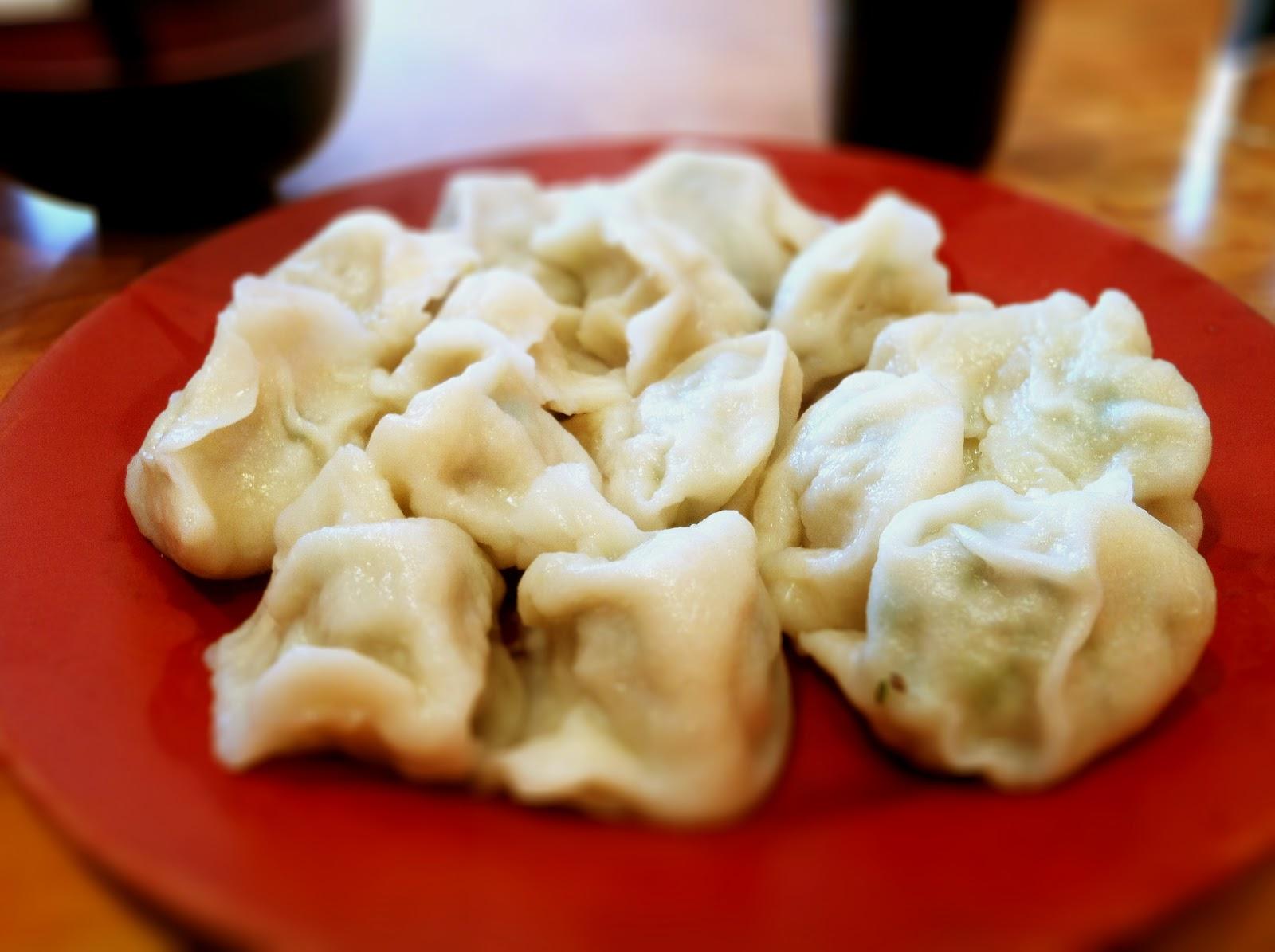 how to make 15 pork dumplings