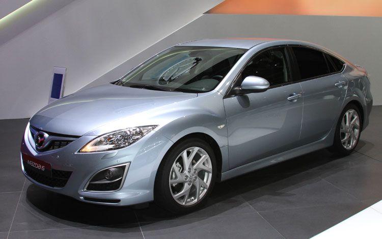 Great 2011 Mazda MAZDA6