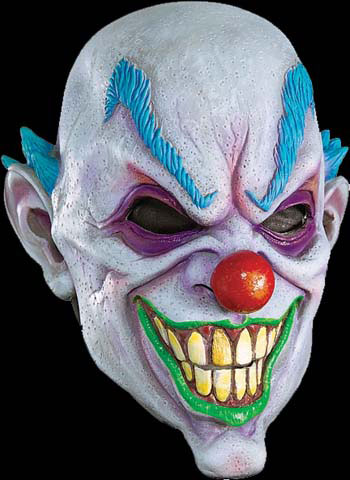 Scary Halloween Mask 043011» Vector Clip Art - Free Clip Art Images