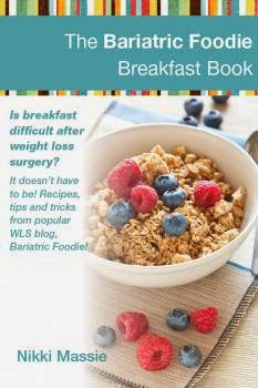 NEW! The Bariatric Foodie Breakfast Book!