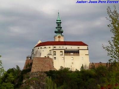Que ver en Nitra: Castillo