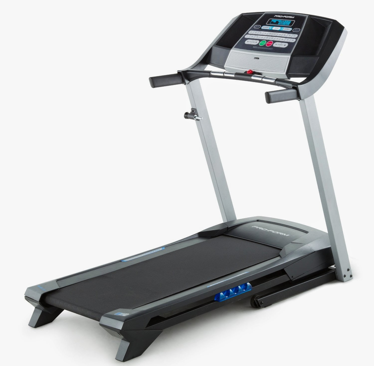 hi folks, my treadmill has been in storage for a few months, i took it out for use & found it stops about a second after the motor starts turning (with no load on belt) the problem is intermittant in.