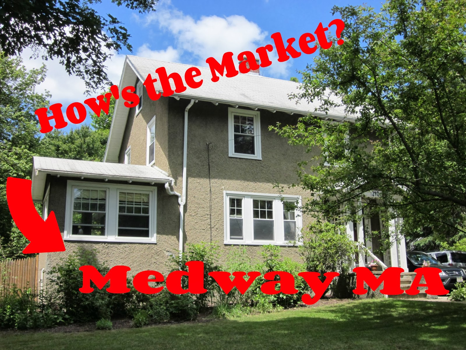 Medway MA Market Report
