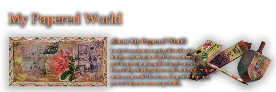 My Papered World