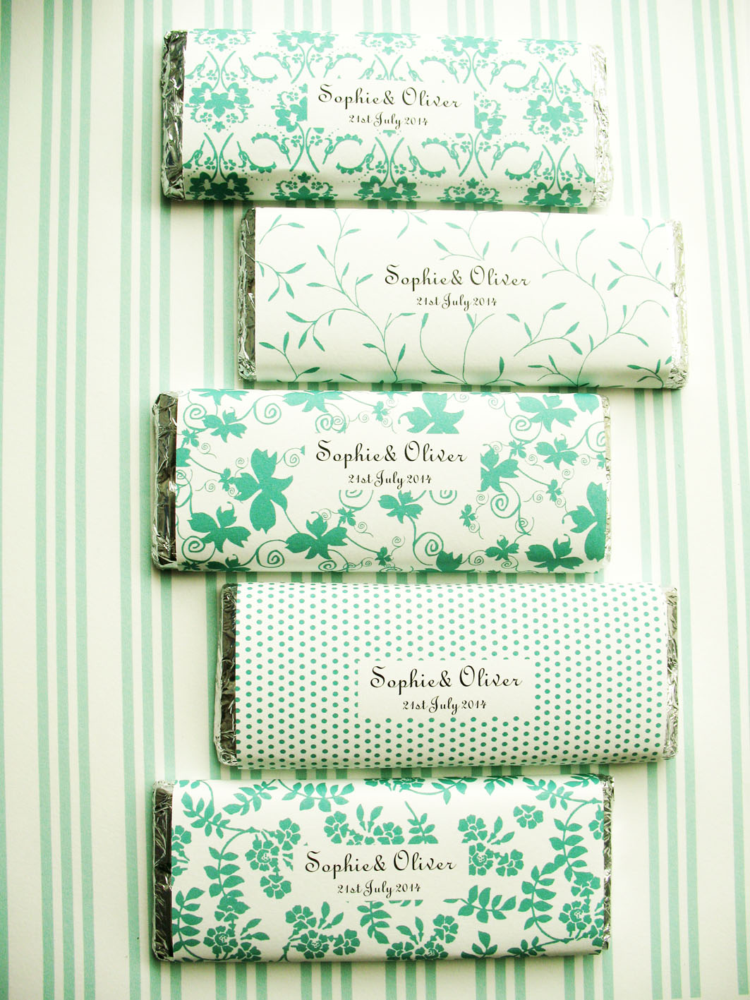 Inspiration for weddings invitations and stationery Personalised