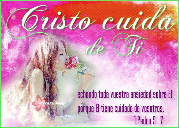 Cristo cuida de Ti