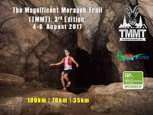 Magnificent Merapoh Trail (TMMT) - 4~6 August 2017