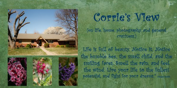 Corrie's View