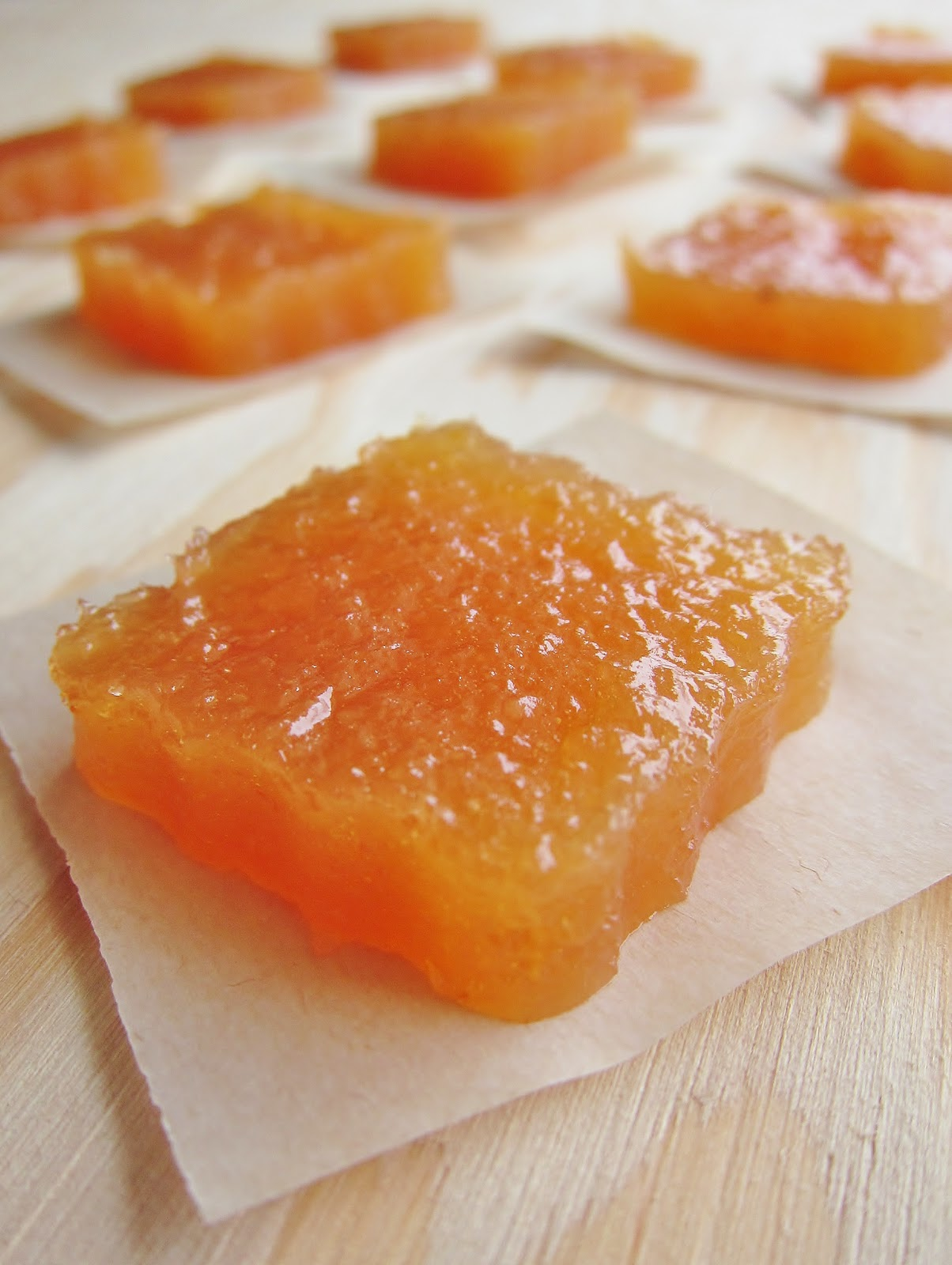Arctic Garden Studio: Quince Paste (Membrillo)