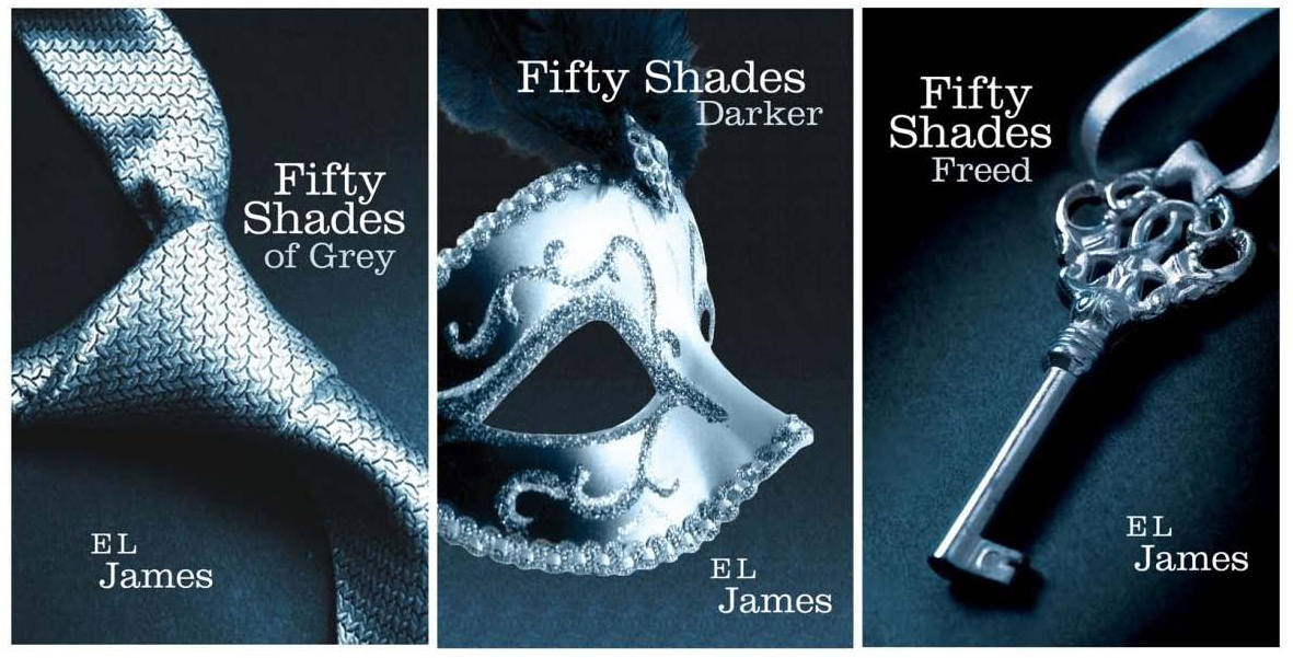 Beattie 39 s book blog unofficial homepage of the new for Second 50 shades of grey