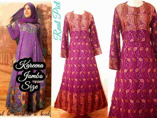 Kareena Jumbo Size,Purple