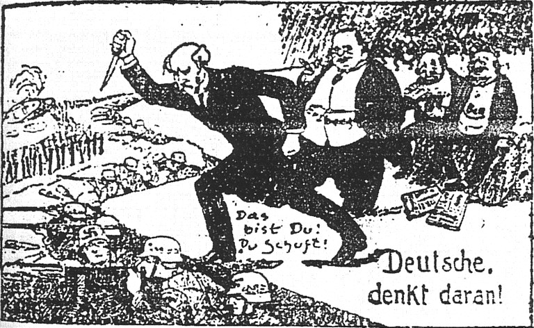 An Analysis of the Collapse of Weimar Germany and the Democratic Government