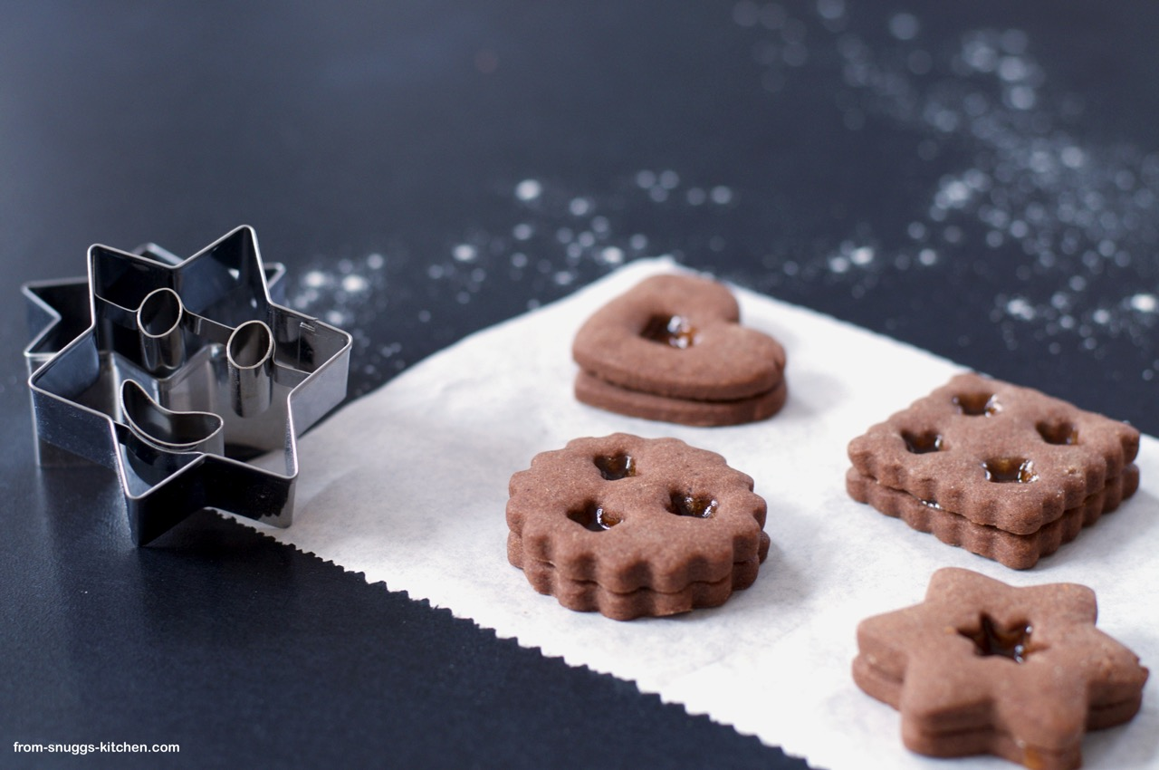 Schokoladen-Spitzbuben