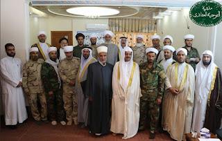 خطر تشييع سنة صلاح الدين تحت راية الوسطية والاعتدال