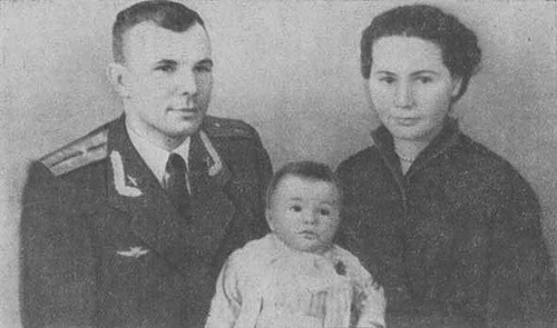 yuri gagarin full name - photo #39