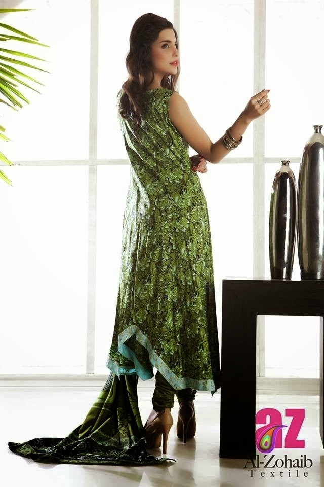 Designer Printed Lawn Suits