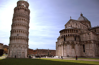 Pisa Tower Wallpaper