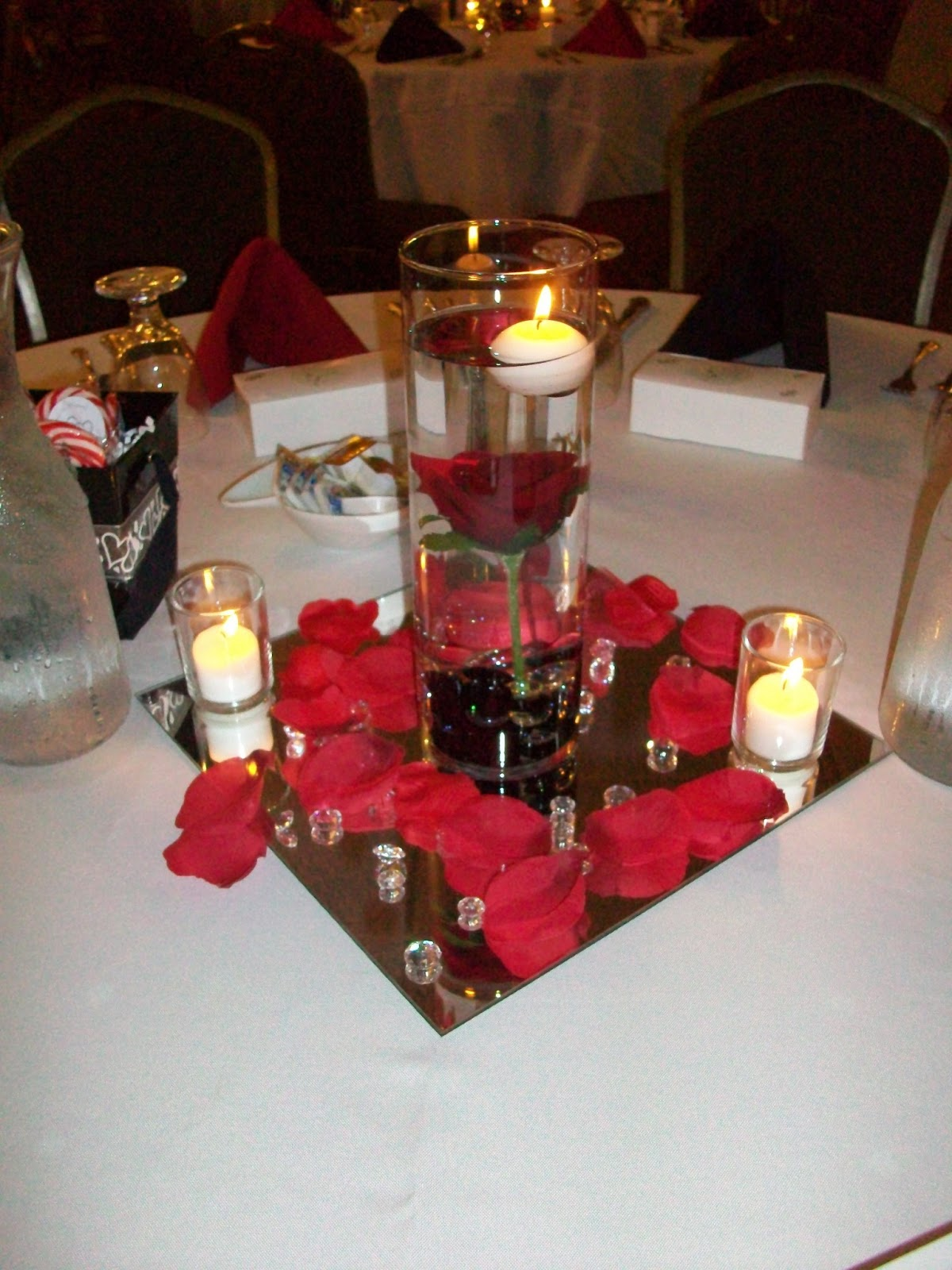 Vase Table Centerpiece Ideas emiliesbeauty