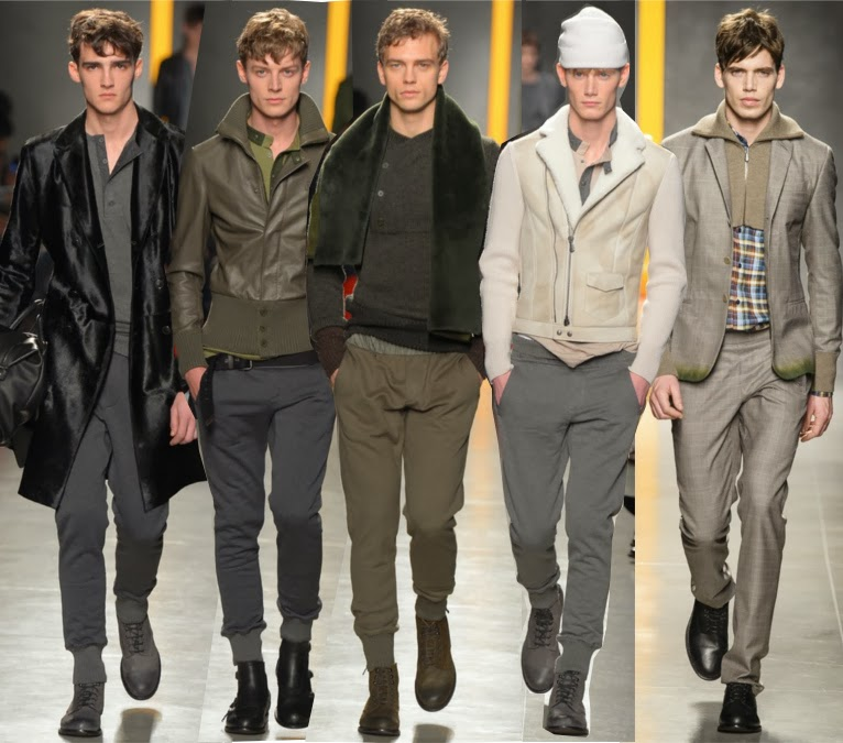 bottega venta mens fall 2014