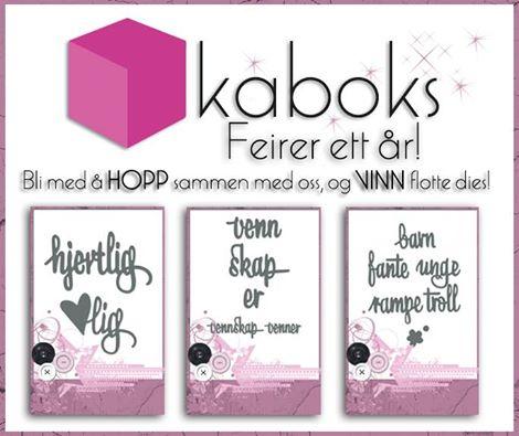 KaBoks BlogHopp