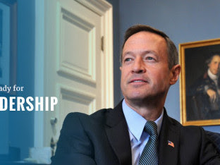 Town Hall With Martin O'Malley! Tuesday, November 3rd, Durham, NH