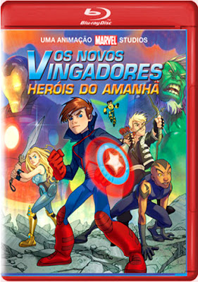 Filme Poster Os Novos Vingadores: Heris do Amanh BDRip XviD &amp; RMVB Dublado