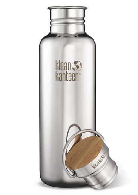 Klean Kanteen 27 oz. - Stainless Steel, bpa free