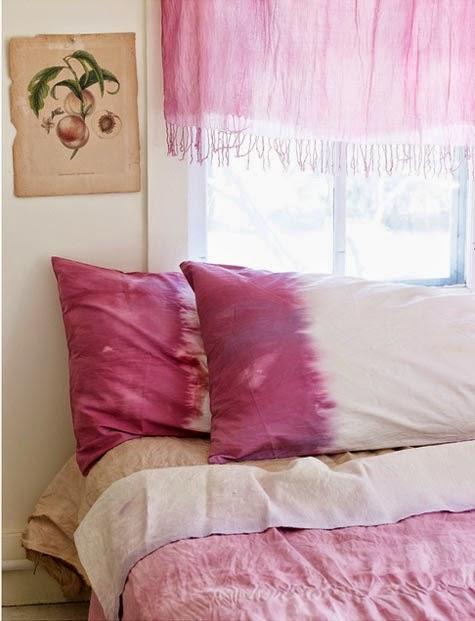 ma maison au naturel teindre vos draps de lit. Black Bedroom Furniture Sets. Home Design Ideas