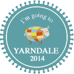 Yarndale 2014