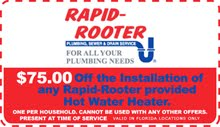 Plumbing Coupon