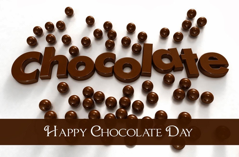 Happy Chocolate Day 2014 Wallpapers