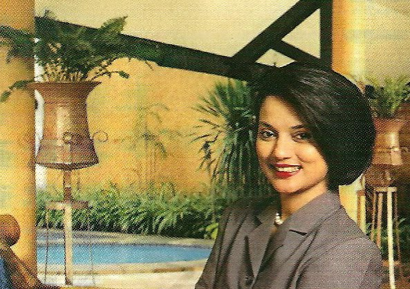 Marissa Haque Fawzi Istri Ikang Fawzi