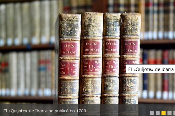Don Quijote,400 años y sigue cabalgando con muchísimo brio