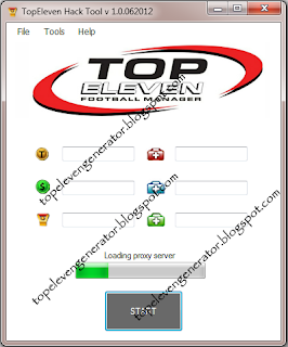 Top Eleven Football Tokens Generator